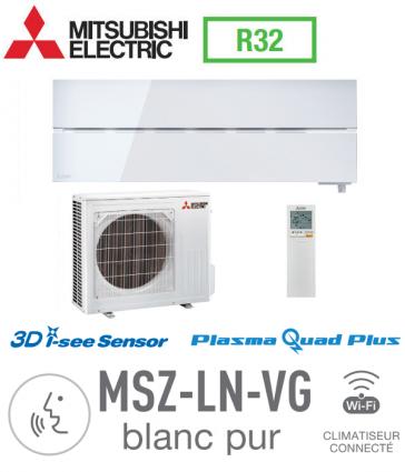 Mitsubishi Design De Luxe MSZ-LN25VGW