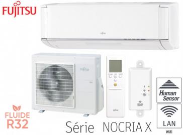 Fujitsu mural DC inverter ASYG12KXCA NOCRIA X