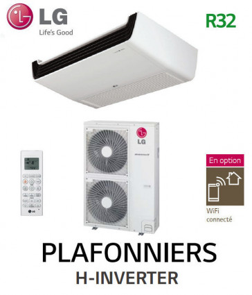 LG PLAFONNIER H-INVERTER UV42FH.N20 - UUD1.U30