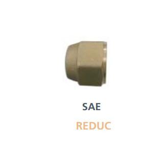 Écrou réducteur SAE en laiton