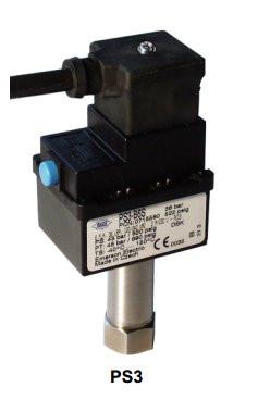 Mini Pressostat PS3-W6S de Emerson Climate Technologies