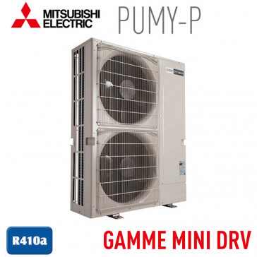 Unité extérieure réversible PUMY-P112VKM de Mitsubishi