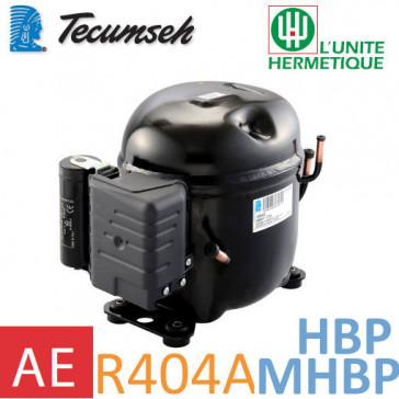Compresseur Tecumseh AE4430Z-FZ - R404A, R449A, R407A, R452A