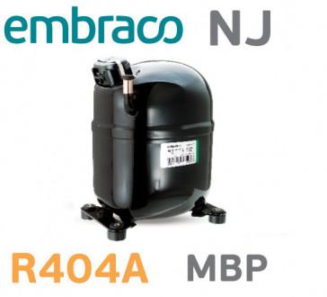 Compresseur Aspera – Embraco NJ9226GK - À TUBE- R404A, R449A, R407A, R452A