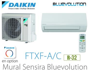 Daikin Sensira FTXF20C - R-32