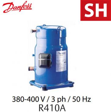 Compresseur DANFOSS hermétique SCROLL SH090-4