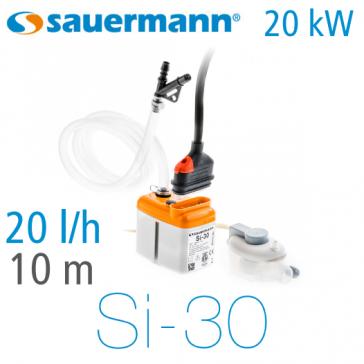 Pompe à piston Si-30 de Sauermann