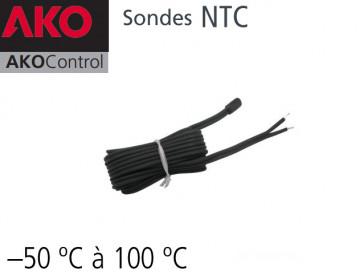 Sonde de température NTC Ako-14906