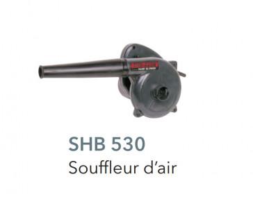 Souffleur - aspirateur pour condenseurs