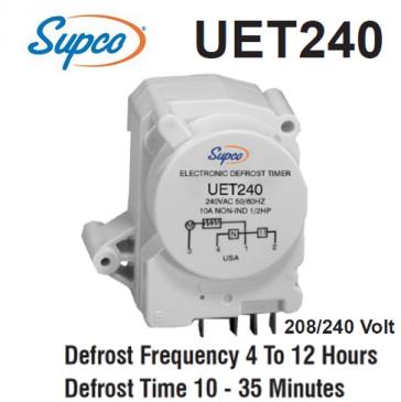 Minuterie electronique universelle SUPCO UET240