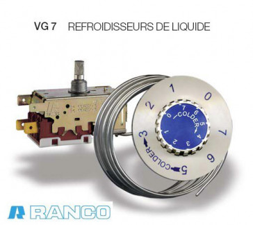 Thermostat Ranco type VG7