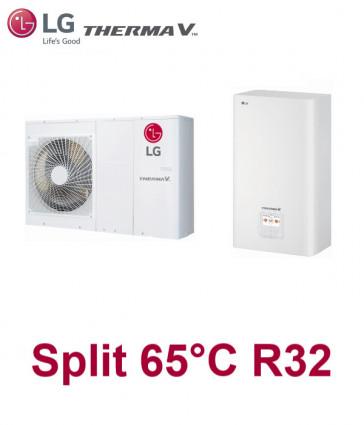 Pompe à Chaleur THERMA V Split 65°C - HU051MR.U44 + HN0916M.NK4 - R32