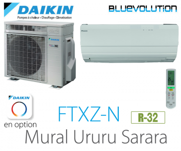 Daikin URURU SARARA FTXZ35N - R-32