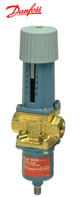 """Vanne à eau pressostatique WVFX 15 de """"Danfoss"""" - 3,5 à 16 Bars"""