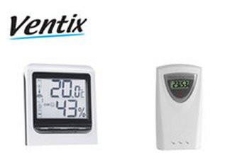 Thermomètre et hygromètre digital TM005 de Ventix