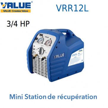 Station de Récupération Portable VRR12L