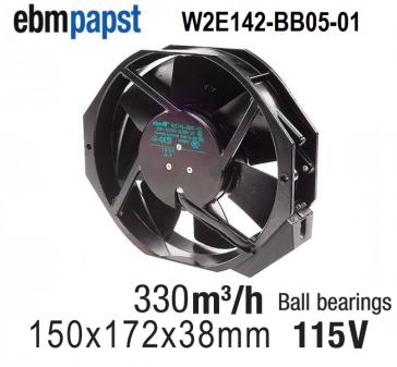 Ventilateur Axial W2E142-BB05-01 de EBM-PAPST