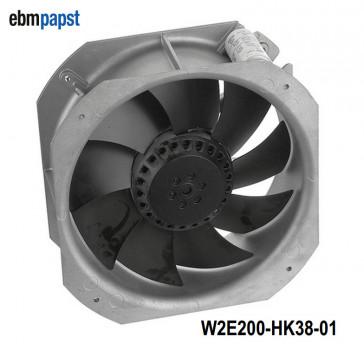 Ventilateur Axial EBMPAPST - W2E200-HK38-01 - en 230V