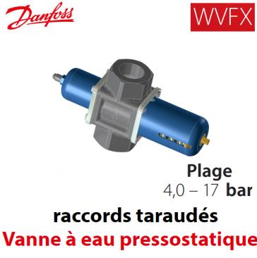 Vanne à eau pressostatique WVFX 40 - 003F1240 Danfoss