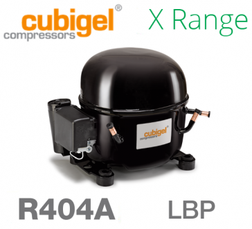 Compresseur Cubigel MX21FBa - R404A, R449A, R407A, R452A - R507