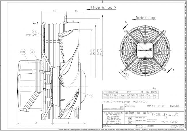 ventilateur h u00e9lico u00efde fn025