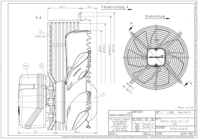ventilateur h u00e9lico u00efde fn030