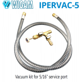 "Kit de vide rapide 5/16"" IPERVAC-5"
