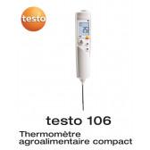 Testo 106 - Thermomètre alimentaire