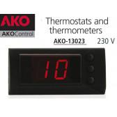 Thermomètre digital AKO 13023 avec 1 sonde NTC
