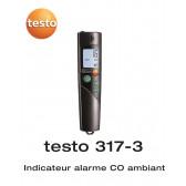 testo 317-3 - Détecteur de CO portable destiné aux mesures dans l'air ambiant