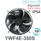 Ventilateur axial YWF4E-350S