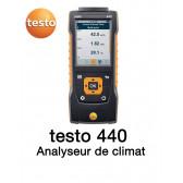 Testo 440 - Anémomètre multifonctions