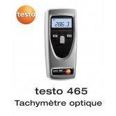 Testo 465 - Tachymètre optique