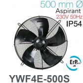 Ventilateur axial YWF4E-500S de AREA