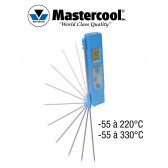 "Thermomètre infrarouge à double mesure ""Dual Temp"" Mastercool"
