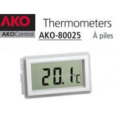 Thermomètre LCD Ako-80025