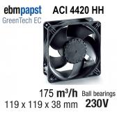 Ventilateur Axial ACI 4420 HH de EBM-PAPST