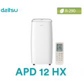 Climatiseur mobile APD-12HX de DAITSU