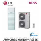 LG Armoire verticale UP48,NT2 - UU48W.U32