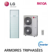 LG Armoire verticale UP48.NT2 - UU49W.U32 - en triphasé