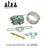 "Thermostat universel ""Atea"" W6 - Congélateur avec alarme- 2000 mm"