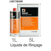 Liquide de rinçage pour lignes frigorifiques Belnet 5L