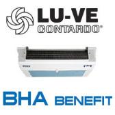 Evaporateurs commerciaux angulaires pour petites chambres froides BHA de LUVE