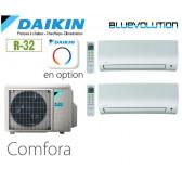 Daikin Comfora Bisplit 2MXM50N +1 FTXP20M9 + 1 FTXP35M9 - R32