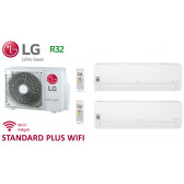 LG Bi-Split STANDARD PLUS WIFI MU2R15.UL0 + 2 X PM07SP.NSJ - R32