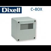 Adapteur mural pour régulateurs C et CX de Dixell - C-BOX