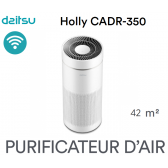 Purificateur d'air DAITSU Holly CADR-350