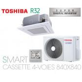 Toshiba Smart Cassette 4-Voies 840X840 SDI RAV-GM561UT-E