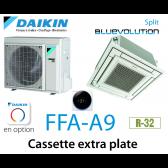 Daikin Cassette 4 voies extra plate FFA35A9