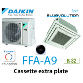 Daikin Cassette 4 voies extra plate FFA50A9